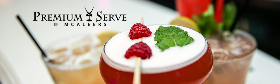 Premium Serve @ McAleers Dungannon